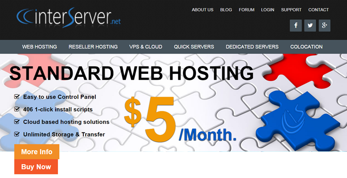 InterServer Hosting Review