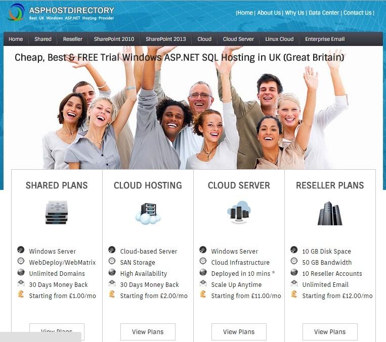 asphostdirectory-first-page