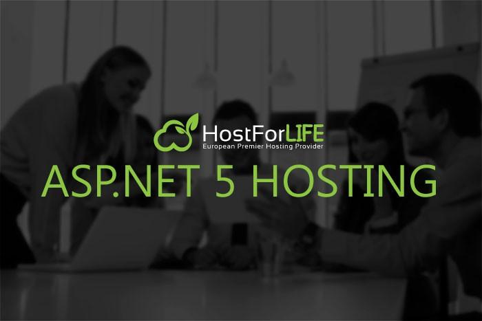 Cheap ASP.NET 5 Hosting