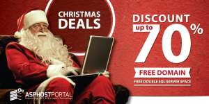 Best and Reliable Windows ASP.NET 5 Hosting Christmas Eve Hosting Deals