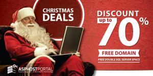 Best and Reliable Windows ASP.NET 5 Hosting Christmas Eve Hosting Deals