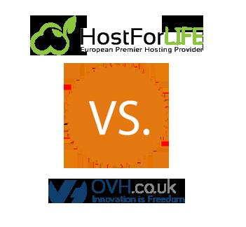 hostforlife vs ovh