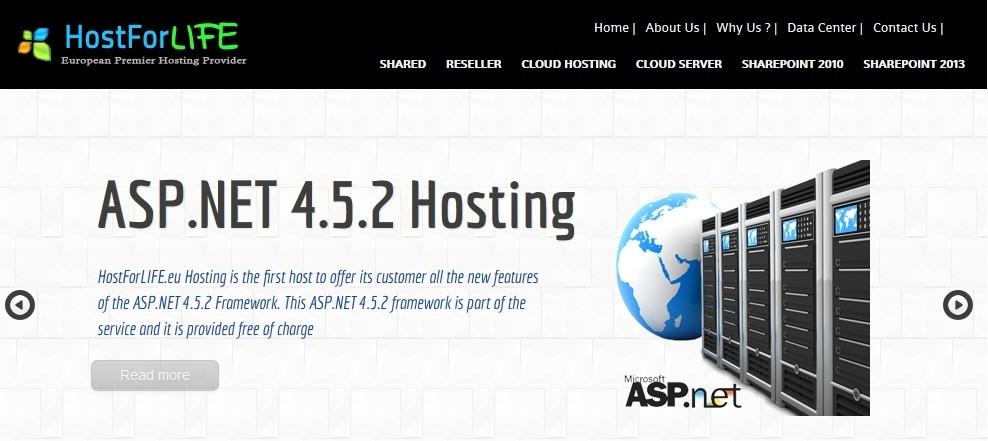 hostforlife_first_page