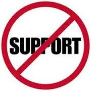 no-support